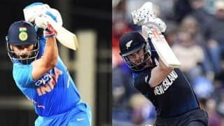 ICC Cricket World Cup 2019 Warm-up matches 2019 LIVE: India opt to bat against New Zealand; England to field against Australia