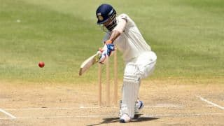 KL Rahul's half-century leads India to commanding position at Lunch on Day 2 against WICB President's XI