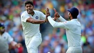 अफगानिस्तान के ऐतिहासिक टेस्ट में भारत ने दर्ज की पारी और 262 रन से जीत