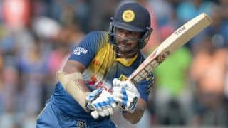 Sri Lanka vs England 4th ODI: Sangakkara out for 86