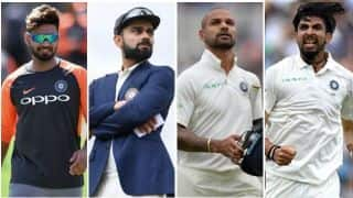 India vs England, 3rd Test: Four Delhi players in India's playing XI for the first time since 2012