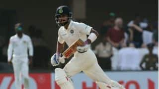 Kohli: Rahul deserves to come back, start fresh in Test cricket again