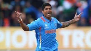 India vs England 2014: Umesh Yadav to use toe-crushers in ODI series