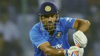 MS Dhoni: IND lost wickets against the run of play vs NZ in 2nd ODI