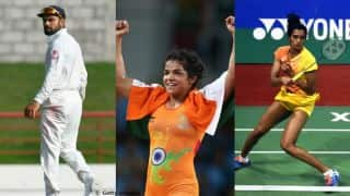PV Sindhu, Dipa Karmakar beat Virat Kohli and MS Dhoni in Yahoo's most searched sportsperson category