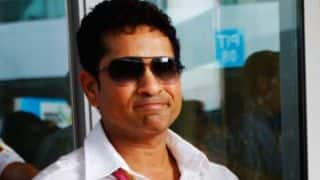 Sachin Tendulkar pays surprise visit to Indian hockey team ahead of World Cup