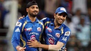 Rohit Sharma was surprised when Harbhajan Singh was named mumbai indians captain in IPL 2013