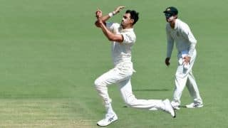 Mitchell Starc's ten bowls Australia to 2-0 win over Sri Lanka