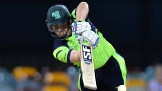 Gary Wilson's 38 propels Ireland to 154/5 against Oman in Group A Round 1, Match 4 in ICC world T20 2016