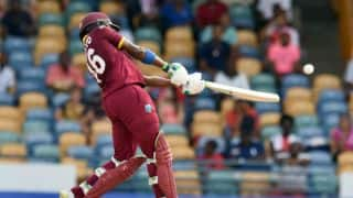 Tri-nation series 2016: Darren Bravo credits Brian Lara for century against South Africa