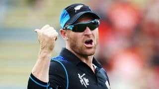 CA suspend McCullum for one match due to slow-over rate in BBL 2016
