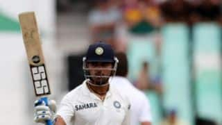India end Day 1 of 2nd Test on 181/1