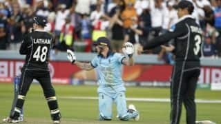 James Neesham takes a dig at ICC for changing super over rule after controversy in World Cup final between England and New Zealand