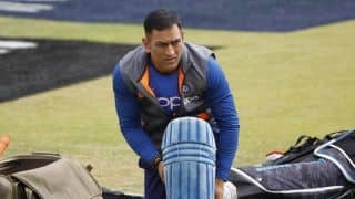 MS Dhoni's Future With Team India? BCCI-Elect CAC Questions Potential National Selectors