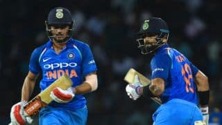IND vs SL 2017, T20I: Kohli, Pandey help visitors inflict 9-0 whitewash