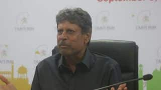 Government should take call on India-Pakistan World Cup clash: Kapil Dev