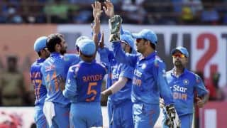 India vs West Indies: India's likely XI