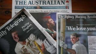 India-Australia 1st Test in doubt after Phillip Hughes' tragic demise