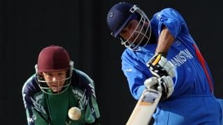 IRE 150 in 41 overs   Live Cricket Score, AFG vs IRE  2016, 4th ODI at Belfast: AFG win by 79 runs
