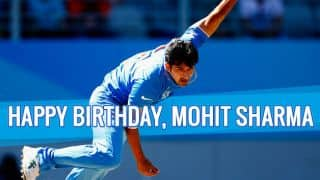 Mohit Sharma: 14 facts about the soft-spoken Haryana seamer