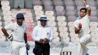Irani Cup 2013-14: Live Cricket Score, Karnataka vs Rest of India