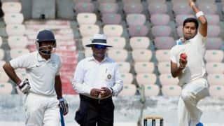 Irani Cup 2013-14: Live Cricket Score, Karnataka vs Rest of India