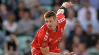 Boyd Rankin ruled out of County season due to fracture in leg