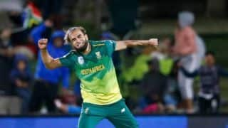 Imran Tahir is probably my biggest weapon, says Faf du Plessis