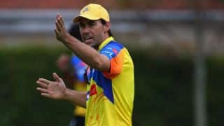 IPL 2018: Stephen Fleming back in CSK camp as head coach