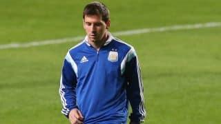 Messi's leadership compared to Maradona by Sabella