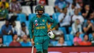 All teams are strong, no team favourite at World Cup: Shoaib Malik