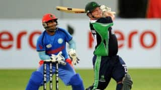 AFG, IRE set to face each other in ODI, T20I series in India