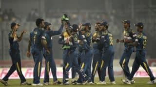 New Zealand vs Sri Lanka, Live Cricket Score Updates & Ball by Ball commentary, ICC World T20 2016 warm-up match at Mumbai