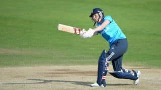 Women Ashes 2015: England Women gain advantage after 4-wicket win against Australia Women