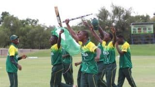 Nigeria qualify for ICC U-19 World Cup 2020
