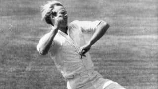 Tony Greig spins West Indies out with 13 wickets to clinch thriller at Queen's Park Oval