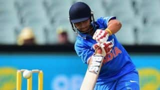 Womens Asia Cup 2018: Anuja Patil given out obstructing the field