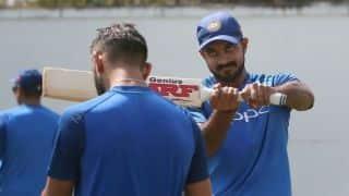 विजय शंकर टीम के लिए सबसे बड़ा पॉजिटिव बनकर उभरे हैं- भरत अरुण