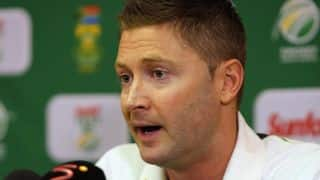 Michael Clarke launches cricket academy