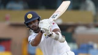 Chandimal plays lone hand as SL end Day 1 of 2nd Test vs BAN at 238 for 7