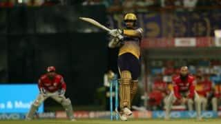 IPL 2017: Sunil Narine opens for Kolkata Knight Riders (KKR) against Kings XI Punjab (KXIP)