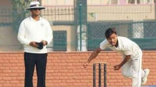 Rex Singh, Anshul Kamboj hand India U-19 clinical series sweep against South Africa