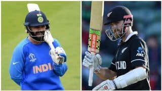 IND vs NZ, Match 18, Cricket World Cup 2019, LIVE streaming: Teams, time in IST and where to watch on TV and online in India