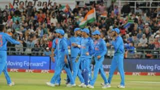 IND choke SA to win 3rd T20I; claim series 2-1