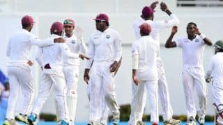 Bangladesh are 55/2 at lunch against West Indies on Day 4 of 2nd Test