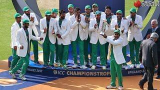 चैंपियंस ट्रॉफी जीतने के बाद पाकिस्तान को आईसीसी वनडे रैंकिंग में हुआ जबरदस्त फायदा