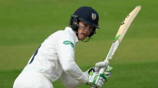 Rogers backs Jennings as Hales's replacement for BAN tour