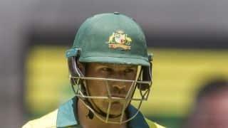 """""""Weak link"""" Finch pins hopes on break to regain form"""
