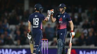 England beat West Indies by 6 runs in 4th ODI; clinch the series with 3-0