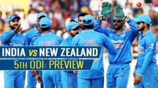 India vs New Zealand 5th ODI Preview and Predictions: Hosts wary of resilient Kiwis in series decider at Visakhapatnam